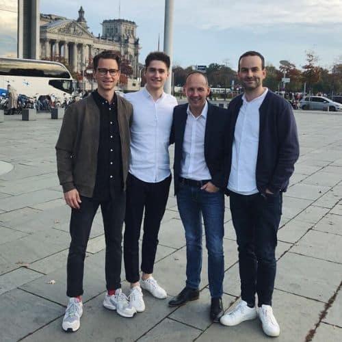 Startup Hacks Podcast #87 | Inside KUVG | Auf dem Weg in den Deutschen Bundestag