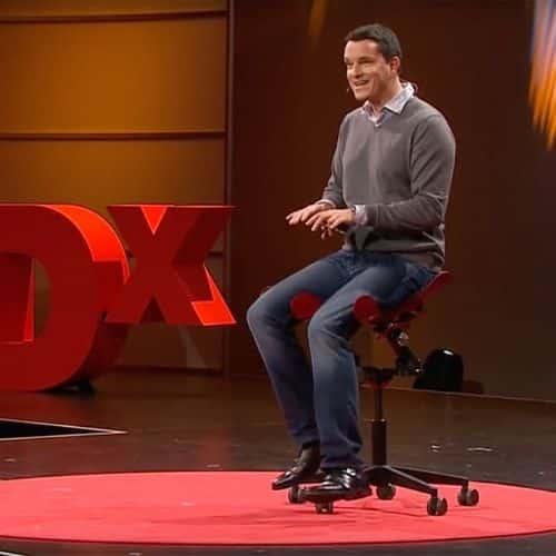 Startup Hacks Podcast #91 | Mit einem Stuhl durch virtuelle Welten fliegen: Dr. med. Patrik Künzler von Limbic Life